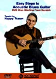 DVD-Easy Steps to Acoustic Blues Guitar #1- Starting From Scratch