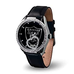 Brand New Oakland Raiders NFL Beat Series Ladies Watch by Things for You