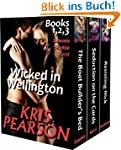 Wicked in Wellington, Books 1,2,3