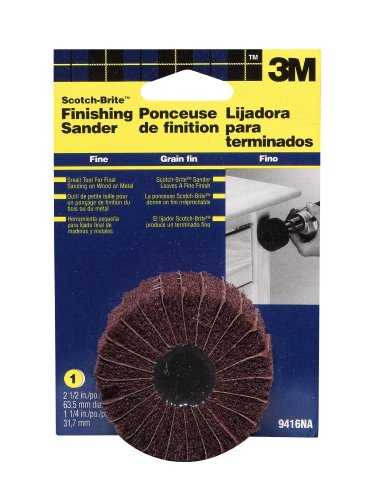 Discount 3M Scotch-Brite 9416NA Fine Finishing Sander Store
