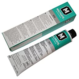 DOW 111 Lubricant & Sealant, 5.3 oz. Tube