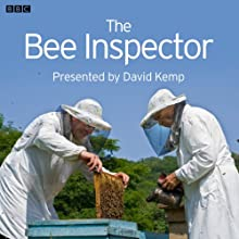 The Bee Inspector  by Mike Hally Narrated by David Kemp
