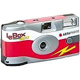 AgfaPhoto LeBox Flash 400 Einwegkamera 27 Aufnahmen mit Blitz