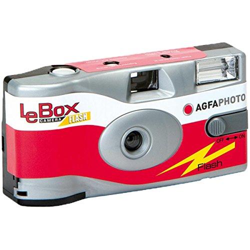 AgfaPhoto-LeBox-Flash-400-Fotocamera-usa-e-getta-27-foto-con-Flash