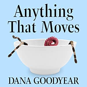 Anything That Moves Audiobook
