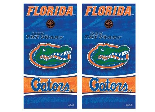 NCAA Florida Gators Cornhole Shield (Florida Gators Corn Hole compare prices)