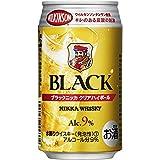 アサヒ ブラックニッカ クリア ハイボール (350ml×24本)×2ケース