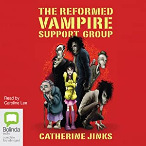 The Reformed Vampire Support Group Hörbuch