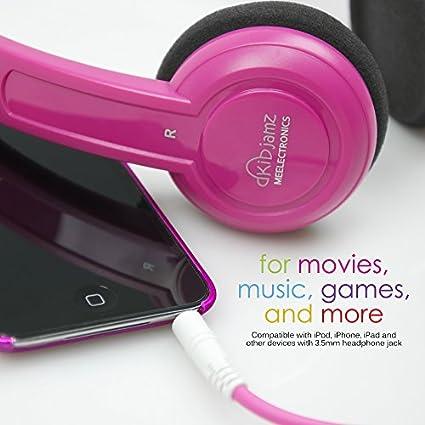 MEElectronics KidJamz On Ear Headphones