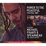 Power to the Peaceful Festival (Deluxe CD + DVD Digi-Pak)