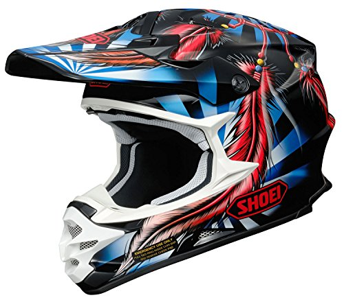 Casque Motocross Shoei 2015 Vfx-W Grant 2 Tc1 Rouge-Noir (S , Rouge)