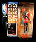 DIKEMBE MUTOMBO / ATLANTA HAWKS * 98/99 Season * NBA SUPER STARS Super Detailed Figure, Display Base & Exclusive Upper Deck Collector Trading Card