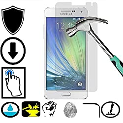 QAWACHH Tempered Glass For Samsung G-355 Core2