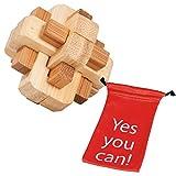 "'Puzzle en bolsa ""Yes You Can"": Mix de nodos """