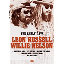 Russell, Leon - The Early Days