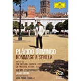 PLACIDO DOMINGO - HOMMAGE A SEVILLA-DVD
