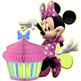 Disney Minnie Mouse Bow-tique Centerpiece Party Accessory