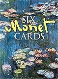 Six Monet Cards (Dover Postcards) (0486403866) by Monet, Claude