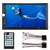 Fosa Audio 7012B Double Din, Touchscreen, Bluetooth,Digital LCD Monitor7