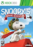 Snoopy's Grand Adventure - Xbox 360 by Activision Classics