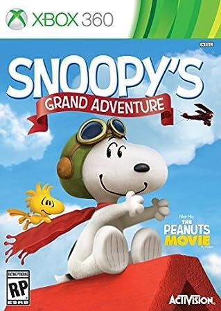 Snoopy's Grand Adventure - Xbox 360