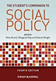 img - for The Student's Companion to Social Policy book / textbook / text book
