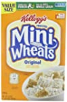 Kellogg's Frosted Mini Wheats Bite Si...