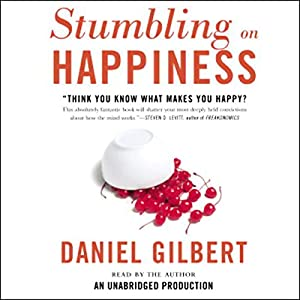 Stumbling on Happiness | Livre audio