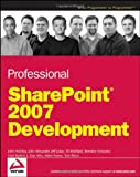 img - for Professional SharePoint 2007 Development book / textbook / text book