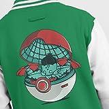Green-Pokehouse-Bulbasaur-Pokemon-Mens-Varsity-Jacket