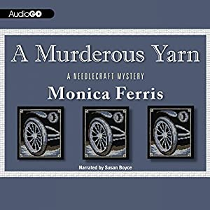 A Murderous Yarn Audiobook