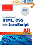 HTML, CSS and JavaScript All in One,...