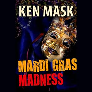 Mardi Gras Madness Audiobook
