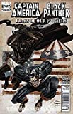 img - for Captain America/Black Panther: Flags of Our Fathers (2010 series) #2 book / textbook / text book