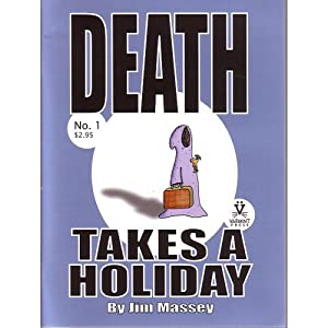 Death Takes a Holiday #1 cover