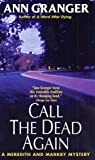 Call the Dead Again: A Meredith and Markby Mystery (Meredith and Markby Mysteries) - Ann Granger