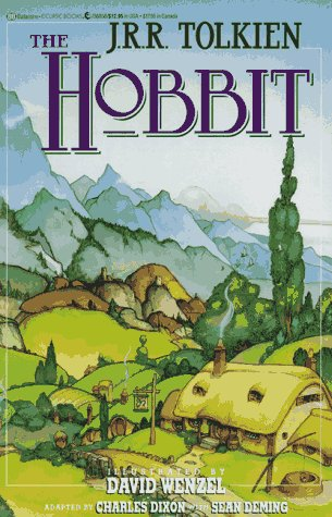 hobbit summary The hobbit is the story of bilbo baggins, a hobbit who lives in hobbiton he is interrupted by a visit by the wizard gandalf gandalf comes with a company.