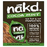 Nakd Free From Cocoa Mint 4 x 35g
