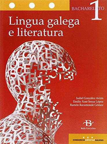 Lingua galega e literatura 1º Bach. LOMCE (Libro de texto)