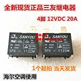 Electrical Equipments Sfk-112Dm 12V 20A Instantaneous Current 80A