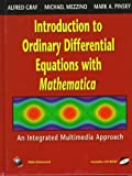 Introduction to Ordinary Differential Equations With Mathematica: An Integrated Multimedia Approach (Lecture Notes in Stat...