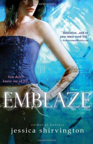 Image of Emblaze (Embrace)
