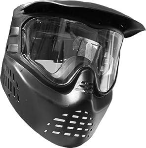 Buy Gen-X Global XVSN Paintball Mask (BLACK) G-302 XVSN by Gen X Global