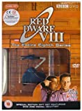 Red Dwarf : Series 8 (Limited Edition with corgi Scutter toy) [DVD]