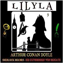 Sherlock Holmes - Die Gutsherren von Reigate Hörbuch von Arthur Conan Doyle Gesprochen von: Friedrich Frieden