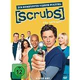"""Scrubs: Die Anf�nger - Die komplette vierte Staffel (4 DVDs)von """"Zach Braff"""""""
