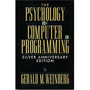 The Psychology Of Computer Programming de Gerald M. Weinberger