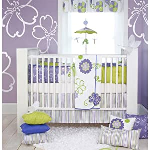 Best sale glenna jean lulu 4 piece baby crib bedding for Best value baby crib