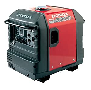 Amazon.com: Honda EU3000iS, 2800 Running Watts/3000 ...