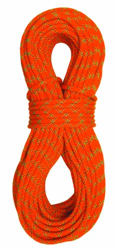 Sterling Rope Evolution Duetto Dry Rope, Orange,
